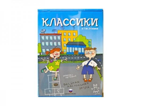 Купить Настольная игра Биплант Классики в интернет магазине игрушек и детских товаров