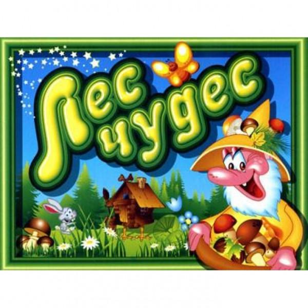 Купить Настольная игра Биплант Лес Чудес в интернет магазине игрушек и детских товаров
