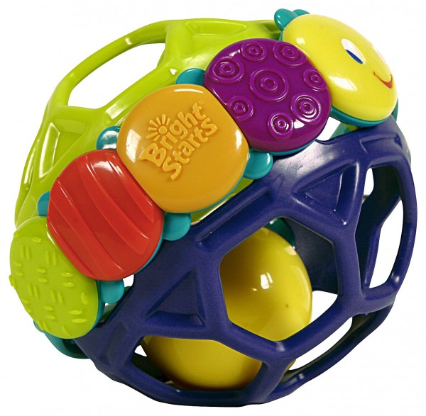 Развивающая игрушка Bright Starts 8863 Гибкий шарик