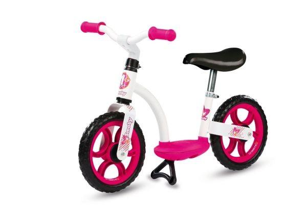 Купить Беговел Smoby Laufrad Rosa в интернет магазине игрушек и детских товаров