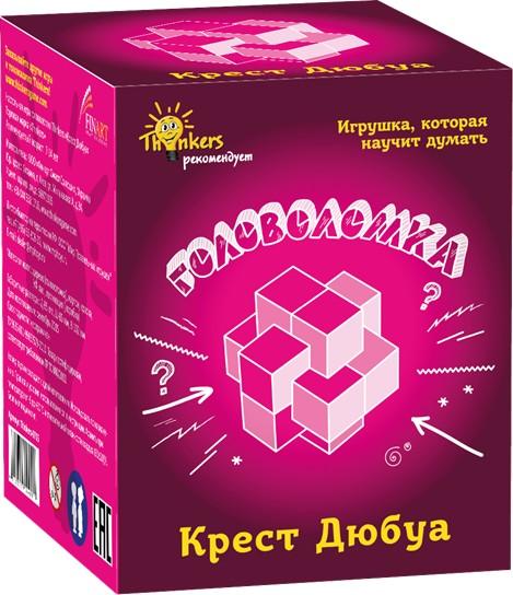 Купить Головоломка Thinkers Крест Дюбуа в интернет магазине игрушек и детских товаров