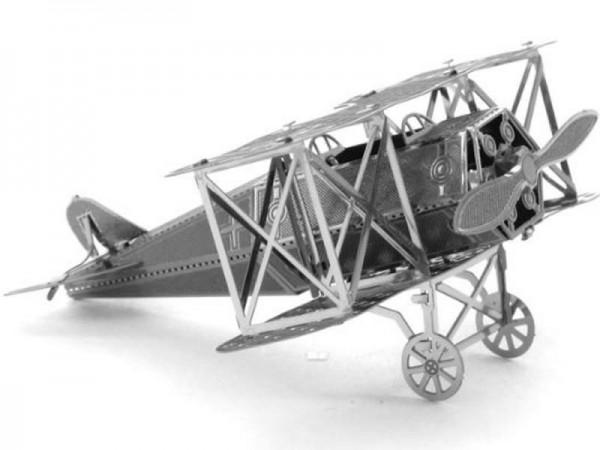 Купить Сборная металлическая модель Metalworks Скоростной истребитель Фоккер D-VII в интернет магазине игрушек и детских товаров