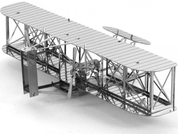 Сборная металлическая модель Metalworks Самолет братьев Райт