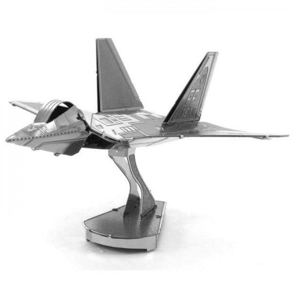 Купить Сборная металлическая модель Metalworks Самолет F22 Раптор в интернет магазине игрушек и детских товаров