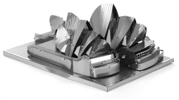 Сборная металлическая модель Metalworks MMS053 Сиднейский оперный театр