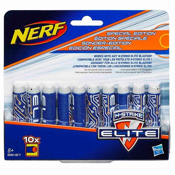 Стрелы Nerf Elite - 10 деко-стрел (Hasbro)