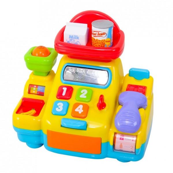 Купить Развивающий центр PlayGo Моя первая касса в интернет магазине игрушек и детских товаров