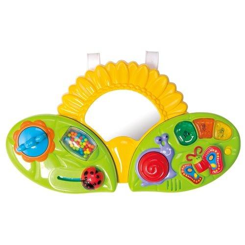 Купить Развивающий центр PlayGo Подсолнух на кроватку в интернет магазине игрушек и детских товаров