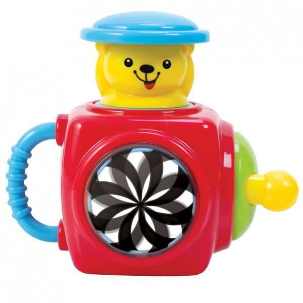 Развивающий центр PlayGo Музыкальная шкатулка с мишкой