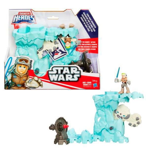 Игровой набор Звездные войны Star Wars Приключение База Эхо (Hasbro)