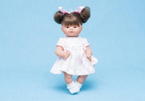 Купить Кукла-пупс Asi Джулия - 36 см (в розовом платье) в интернет магазине игрушек и детских товаров