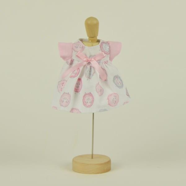 Купить Одежда для кукол Asi Платье розовое - 20 см в интернет магазине игрушек и детских товаров