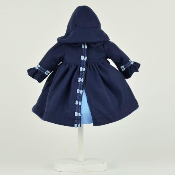 Комплект одежды синего цвета Asi 0000082 - 43 см