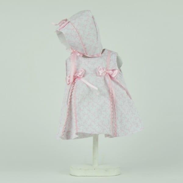 Розовый комплект одежды Asi 0000081 - 45 см