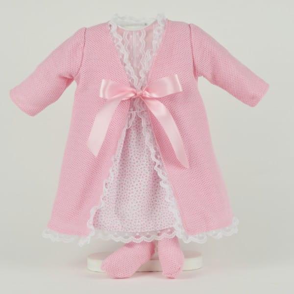 Купить Комплект одежды розового цвета Asi - 60 см в интернет магазине игрушек и детских товаров