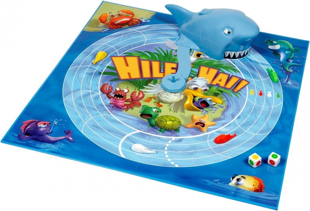 Настольная игра Hasbro 33893H Акулья охота