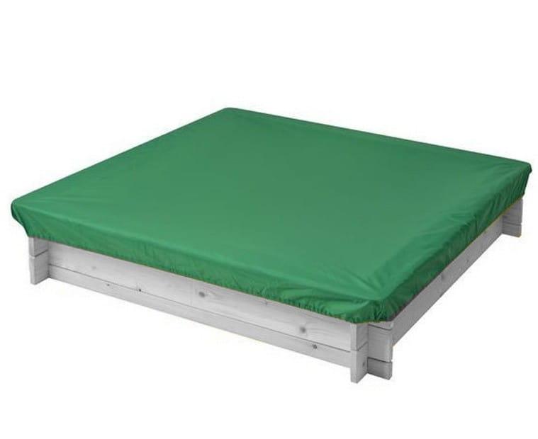 Защитный чехол для песочниц Paremo Зеленый