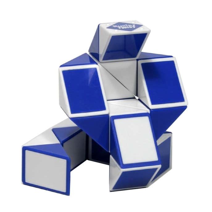 Головоломка Rubiks Рубикс Змейка большая (24 элемента)