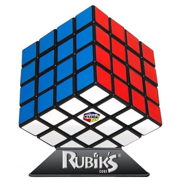 Купить Головоломка Rubiks Рубикс Кубик рубика 4х4 (без наклеек) в интернет магазине игрушек и детских товаров