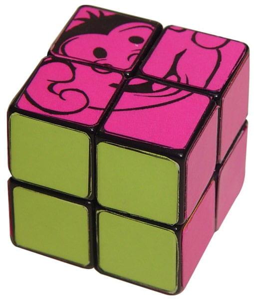 Купить Головоломка Rubiks Рубикс Кубик рубика 2х2 (для детей) в интернет магазине игрушек и детских товаров