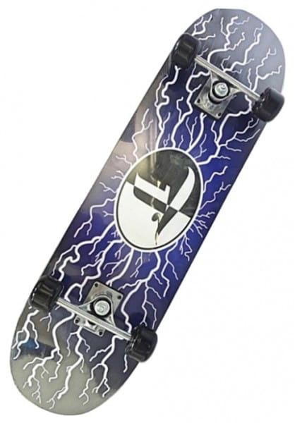 Купить Скейтборд Skull Graffiti Lighting 31 в интернет магазине игрушек и детских товаров