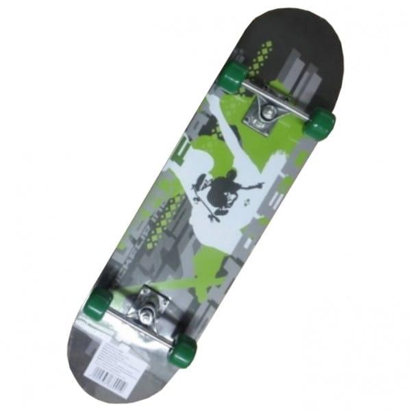 Купить Скейтборд Skull Graffiti Shred 31 в интернет магазине игрушек и детских товаров