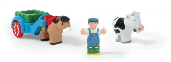 Купить Игровой набор WOW Фермер Берни в интернет магазине игрушек и детских товаров