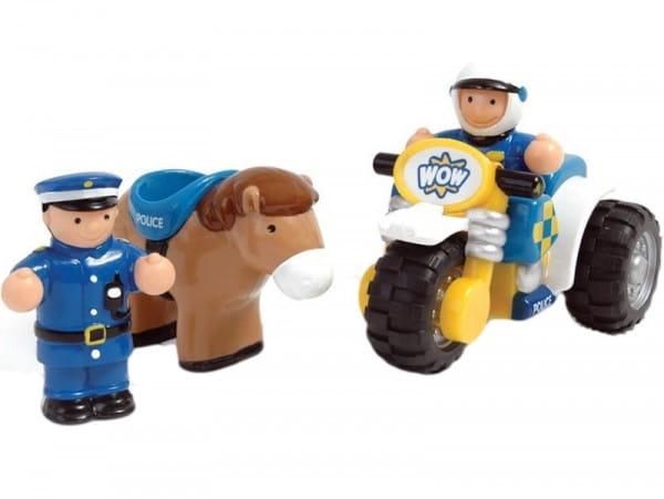 Купить Машинка WOW Полицейский патруль в интернет магазине игрушек и детских товаров