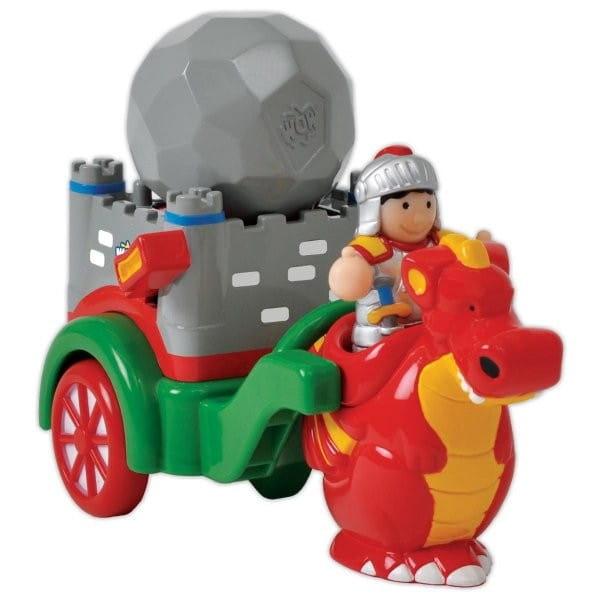 Купить Игровой набор WOW Дракон Джордж в интернет магазине игрушек и детских товаров