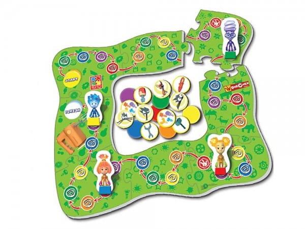 Настольная игра Vladi Toys VT2108-01 Фикси Миксер