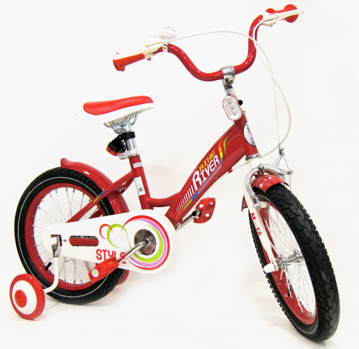 Детский велосипед Riverbike M-12 M - 12 дюймов