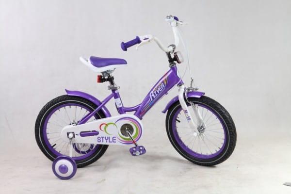 Детский велосипед Riverbike M - 14 дюймов