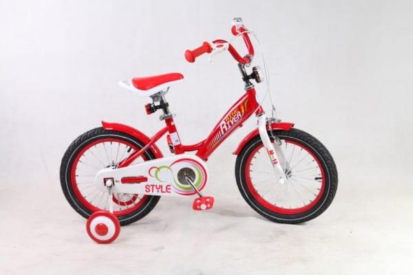 Детский велосипед Riverbike M - 16 дюймов