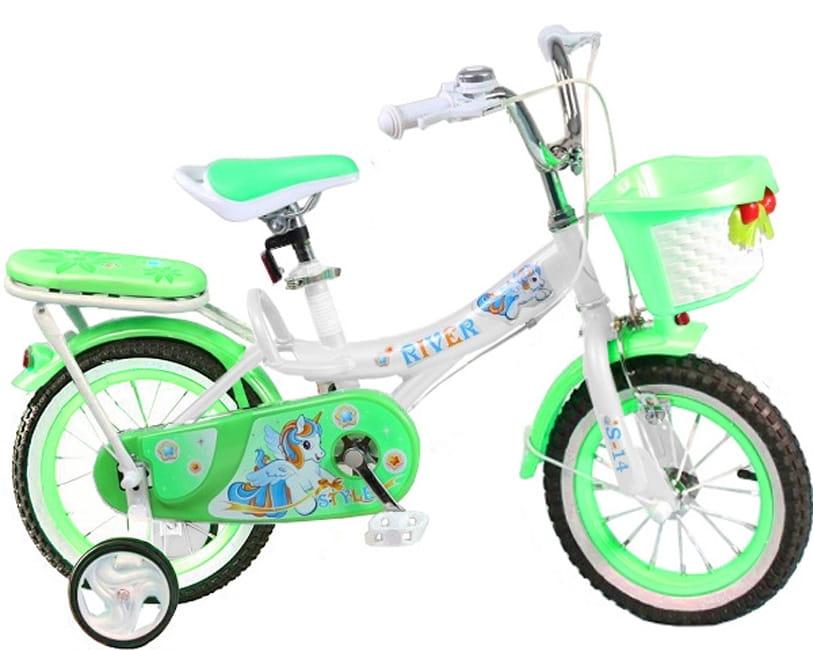 Детский велосипед RIVERBIKE S - 14 дюймов