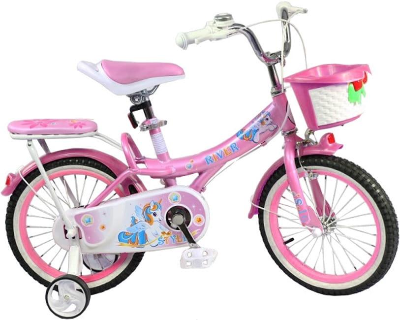 Детский велосипед RIVERBIKE S - 16 дюймов