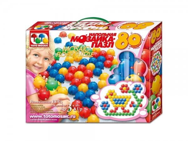 Напольная мозаика-пазл ToysUnion - 80 элементов