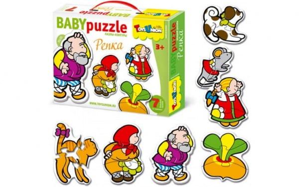 Купить Пазл ToysUnion Репка в интернет магазине игрушек и детских товаров