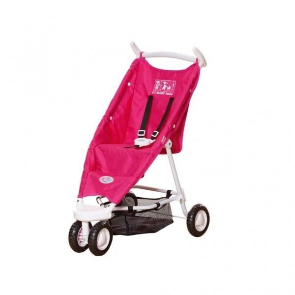 Купить Стильная трехколесная коляска Baby born (Zapf Creation) в интернет магазине игрушек и детских товаров