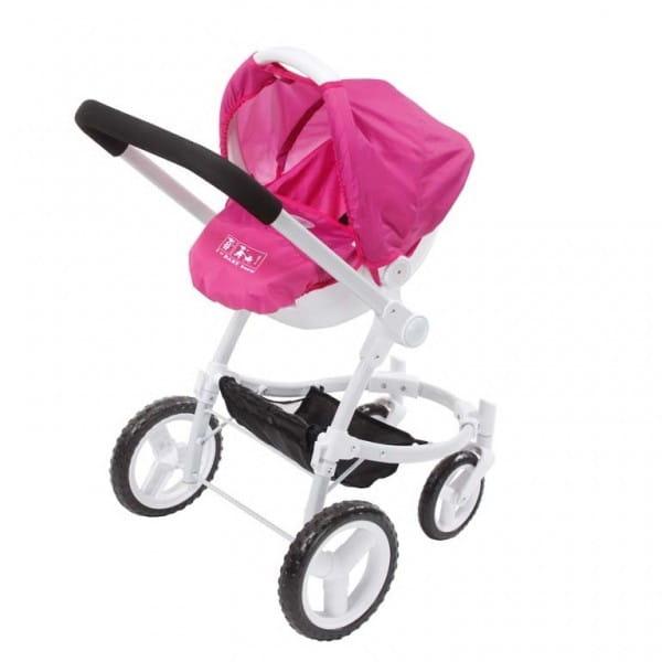 Купить Стильная коляска Baby born (Zapf Creation) в интернет магазине игрушек и детских товаров
