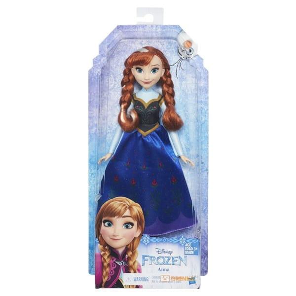 Кукла Disney Princess Холодное Сердце - Анна (Hasbro)