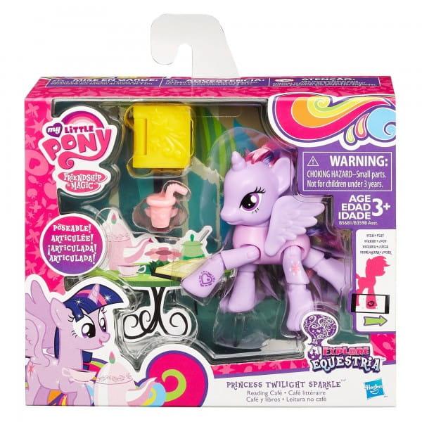 Фигурка My Little Pony с артикуляцией - Твайлайт Спаркл (Hasbro)