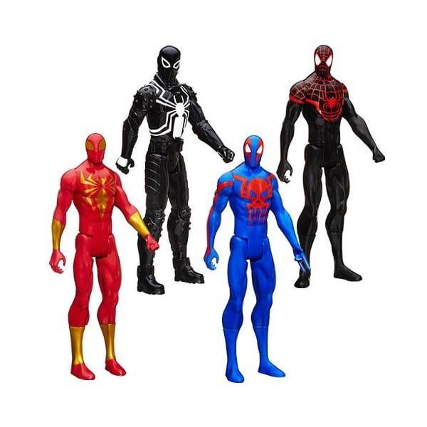 Купить Игровой набор Hasbro Титаны Человек-Паук - Паутинные Бойцы в интернет магазине игрушек и детских товаров