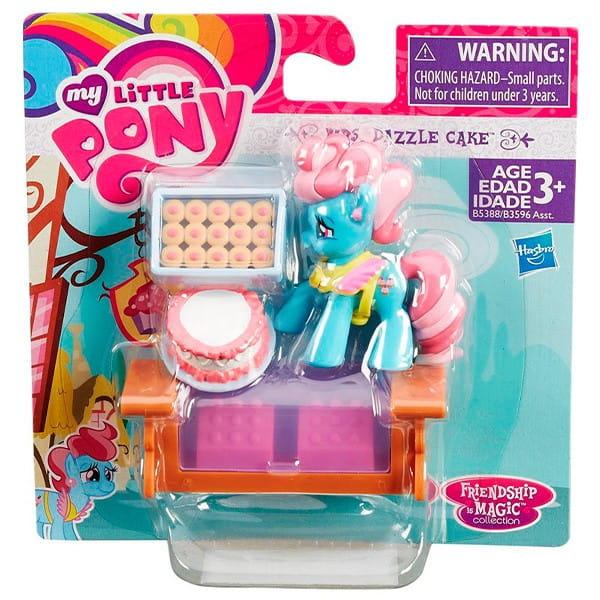 Коллекционные пони My Little Pony с аксессуарами - Миссис Даззл Кейк (Hasbro)