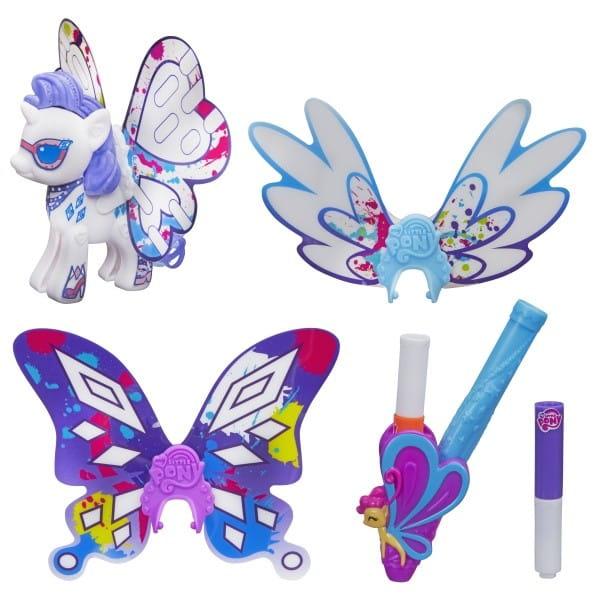 Игровой набор My Little Pony с крыльями Создай свою пони - Рарити Rarity 2 (Hasbro)