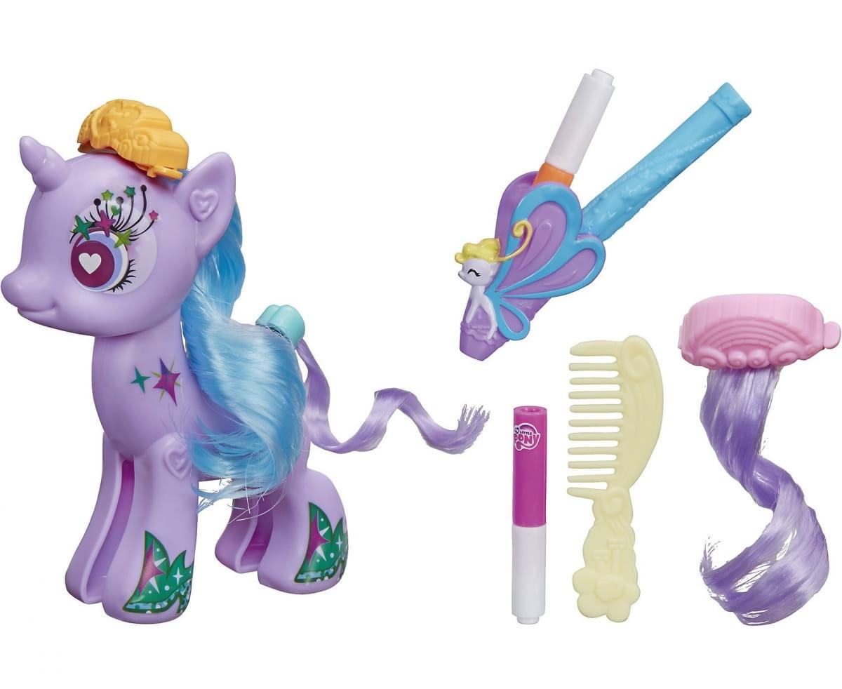 Тематический игровой набор My Little Pony Создай свою пони - Пинки Пай (Hasbro)