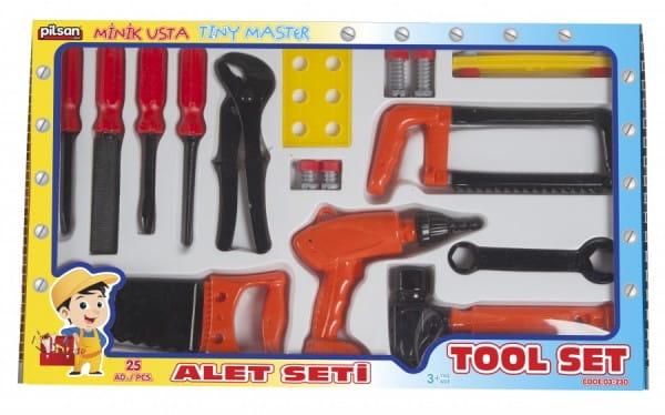 Игровой набор Pilsan Инструменты Tool set
