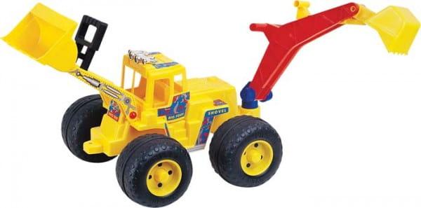 Машинка Pilsan Бульдозер с ковшом Super Dozer