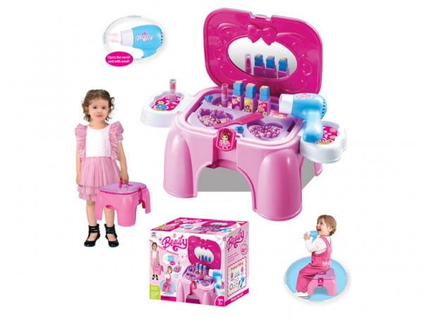 Купить Игровой модуль Metr Стул-косметичка в интернет магазине игрушек и детских товаров