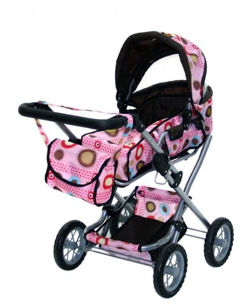 Купить Коляска трансформер Boomggy Boom с сумкой-переноской в интернет магазине игрушек и детских товаров