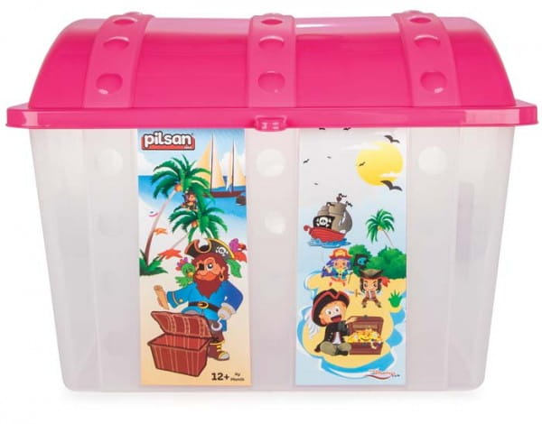 Контейнер для игрушек Pilsan 6189plsn Сундук